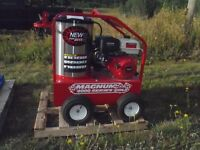2015 Easy Kleen hot water pressure washer.