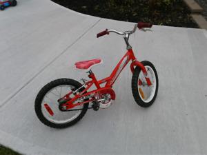 Vélo 16po