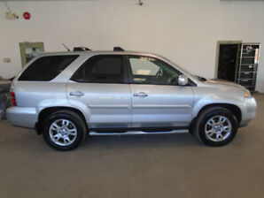 2006 ACURA MDX LUXURY 4X4! 1 OWNER! 7 PASS! ONLY $7,900!!!!