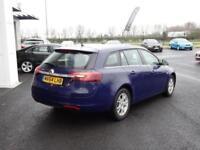 2014 Vauxhall Insignia 2.0 CDTi ecoFLEX Design Sport Tourer (s/s) 5dr