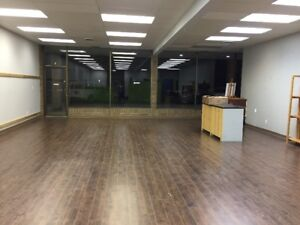 Sicamous commercial space available 1740 sq. ft. - $1160.00
