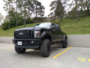 09 FORD F350 CABELA'S TURBO DIESEL