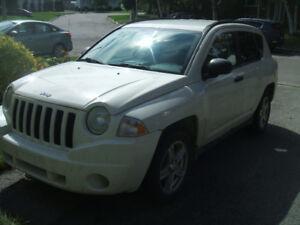2008 Jeep Compass 4/4 2500 neg