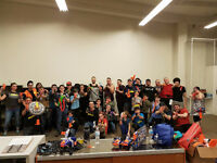 Nerf Battles! Calgary Nerf Wars Events