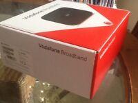 Brand new Vodafone broadband hub
