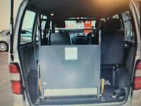 2007 Toyota HIACE 250 D-4D 120 Window van* minibus* MPV Diesel Manual