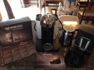 Nespresso Virtuoline et accessoires