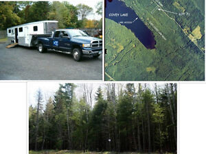 LEAVING PROVINCE: SWAP MY LAND FOR TRUCK/ TRAILER/ CASH