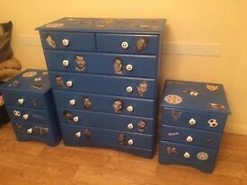 Bedroom furniture (Leicester City Football)