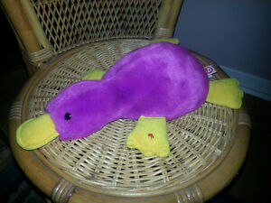 FS: Large Size TY Beanie Baby Platypus