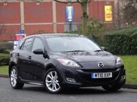 Mazda 3 2010 Petrol 1.6 Takuya Black +1 OWNER + FSH + WARRANTY
