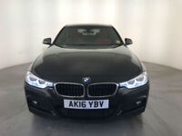 2016 BMW 330E M SPORT AUTOMATIC SALOON 1 OWNER SERVICE HISTORY LEATHER INTERIOR