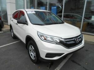 2015 HONDA CR-V LX FRONT CLOTH HEATED BUCKET SEATS AWD