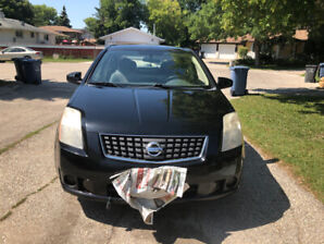 2007 Nissan Sentra 2.0 s, Used
