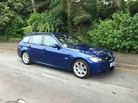 2007 BMW 320 2.0TD d M Sport Touring ( Full Service History )