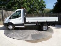 Ford Transit 350 C/C Drw Tipper 2.2 Manual Diesel