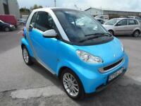 Smart fortwo 1.0 ( 84bhp ) Semi-A Passion automatic