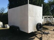 Large Enclosed Furniture Trailer for HIRE - Delivery available Greenvale Hume Area Preview