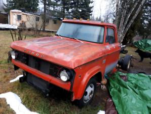 1969 Fargo 1 Ton Dump Truck