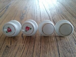 poignée en porcelaine vintage à vendre