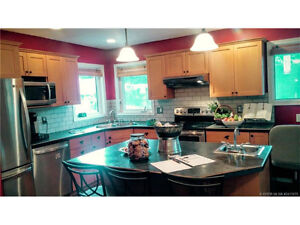 Beautiful 3 bedroom house in Uphill available May 1