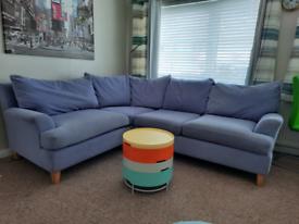 Lilac corner suite
