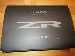 JL Audio High Performance Dome Tweeters