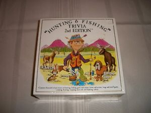 Trivial Pursuit Fishing & Hunting Edition