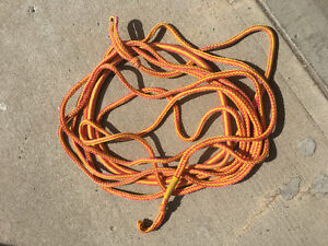 Bungee tow rope