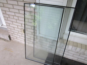 Thermal Glass Panes-Set of Two