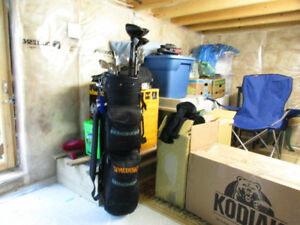 Full set Golf Club PLUS Bag