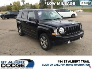 2017 Jeep Patriot High Altitude   | HEATED SEATS | TOUCHSCREEN