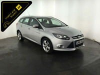 2012 FORD FOCUS ZETEC TDCI DIESEL ESTATE 2 OWNERS FINANCE PX WELCOME