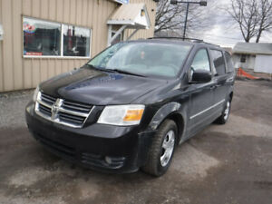 2009 Dodge Caravan Minivan, Van CERTIFIED FULLY LOADED!!!!!!!