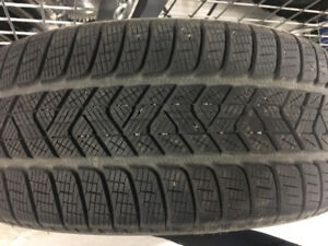 PIRELLI SCORPION WINTER TYRES 20 INCH GREAT DEAL ALMOST NEW
