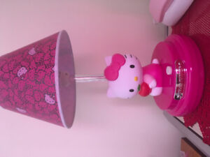 Collection Hello kitty lamp ,toaster,sandwich maker and dispense