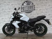 Kawasaki ER6N ABS 2015 *LOw miles and Superb Condition!*