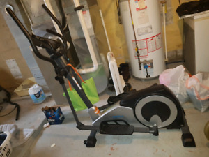 Weslo elliptical momentum ct 6.2