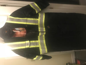 Pioneer FR winter coveralls