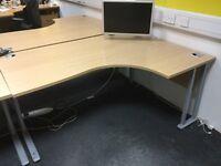 Quality office corner desks