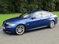 2007 57 BMW 3 Series 320D M Sport 2.0TD Manual 6 Speed 4 Door Saloon (s/s)