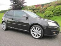 2006 Volkswagen Golf 2.0TDI GT **170 BHP**3 DOOR**