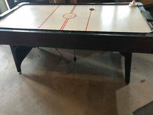 Air Hockey Table (Delivered)