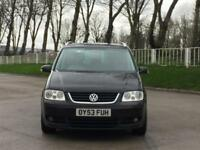 2003 Volkswagen Touran 2.0 TDI PD Sport 5dr (7 Seats)