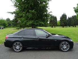 BMW 3 SERIES 320D BLUEPERFORMANCE M SPORT 2015/65