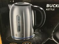 Russell Hobbs silver kettle