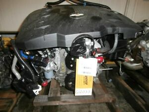 12 IMPALA CAMARO ENGINE 3.6L VIN 3 8TH DIGIT OPT LFX CALIF EMIS OPT NU5