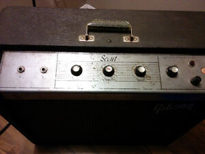 1964 Gibson Scout Amp