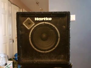 Hartke VX115 Bass Cabinet 300 watt