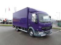 2013 (63) DAF TRUCKS FA LF45.180 BOX LORRY
